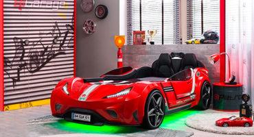 Cilek Kinderzimmer Auto