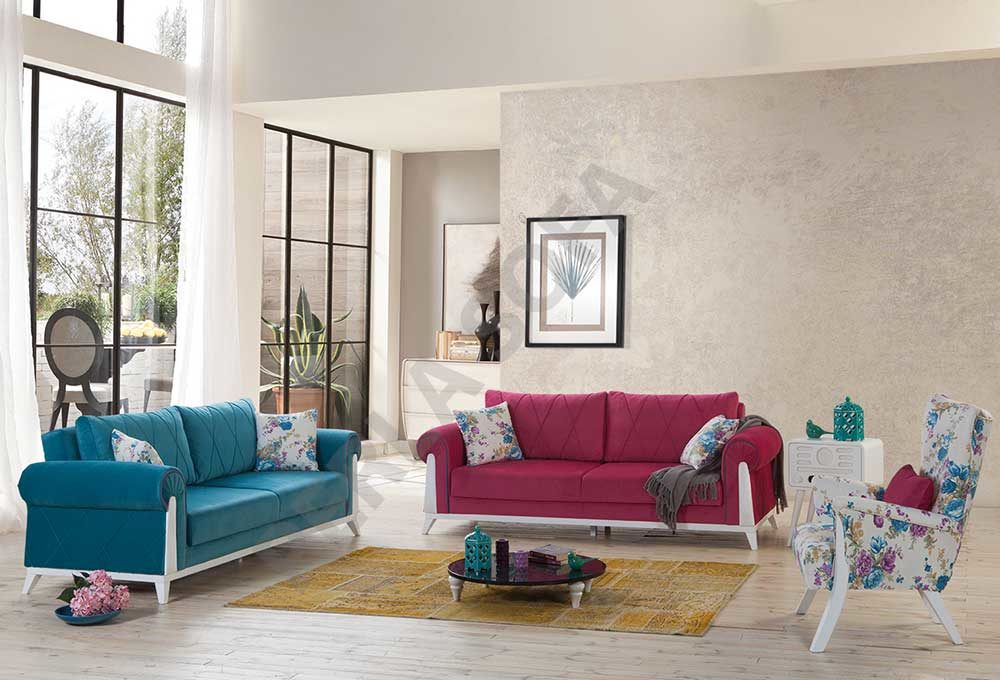 Perla Londra 11 Sofa Set