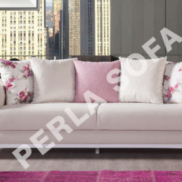 Perla Londra 4 Sofa Set