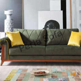 Perla Londra 5 Sofa Set