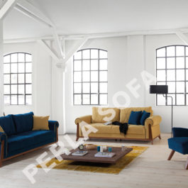 Perla Londra 7 Sofa Set