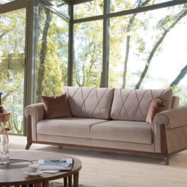 Perla Londra 8 Sofa Set