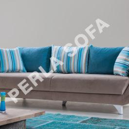 Perla Rüya 4 Sofa Set