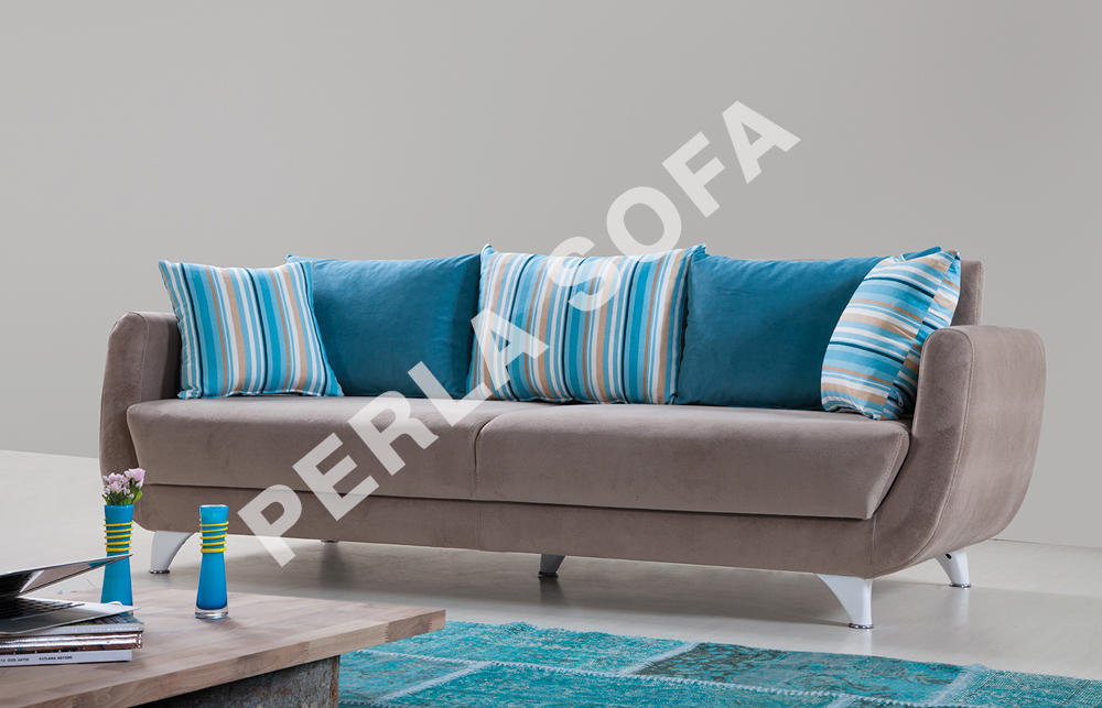 Rüya 4 Sofa Set 3+3+1 – Yuvam Möbelhaus in Wuppertal | Cilek ...