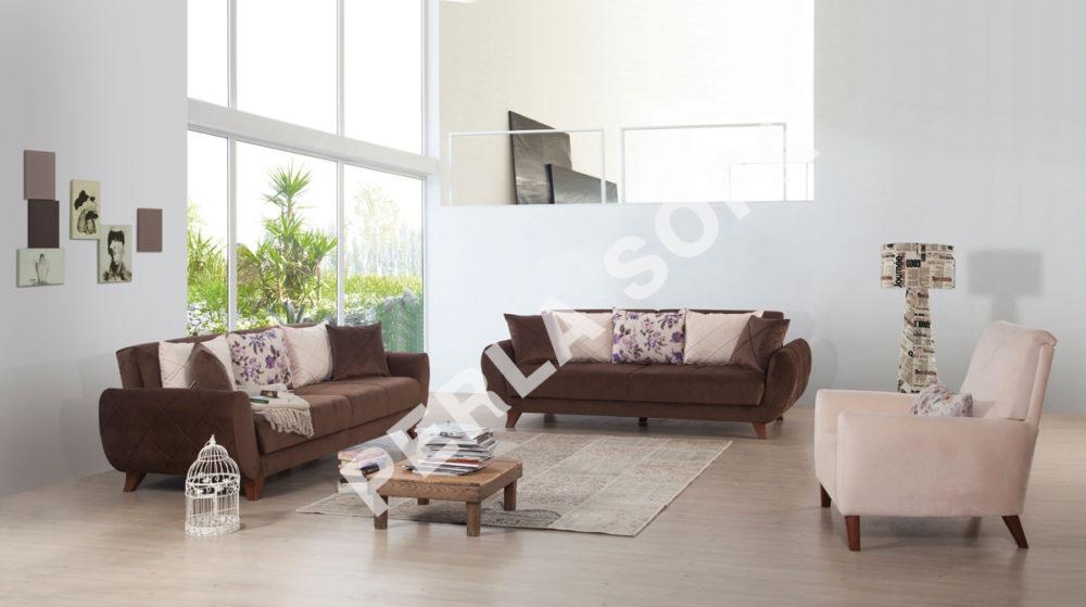 Perla Serap 2 Sofa Set