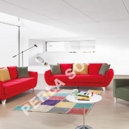 Perla Serap 4 Sofa Set