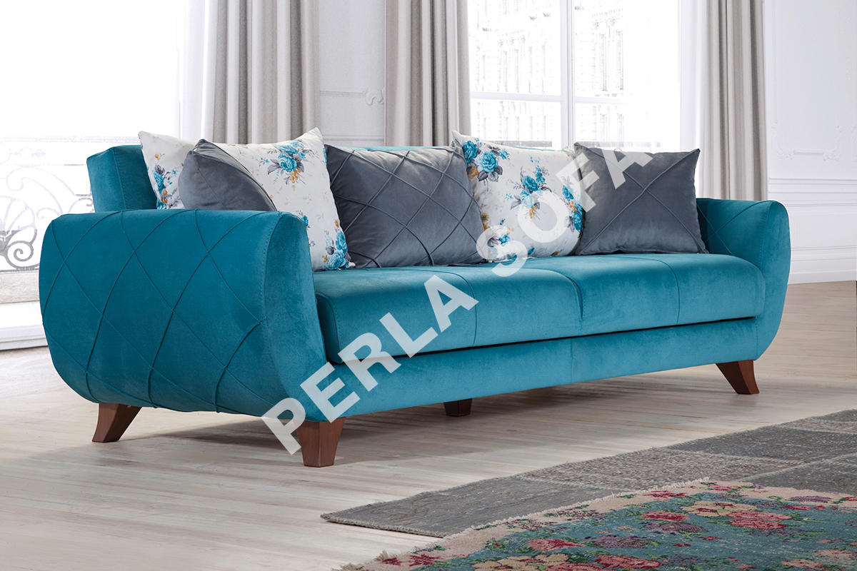 Serap 6 Sofa Set 3+3+1 – Yuvam Möbelhaus in Wuppertal | Cilek ...