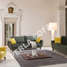 Perla Serap 7 Sofa Set