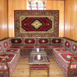 Saltanat SDR-025 Anadolu Motif Orienteck