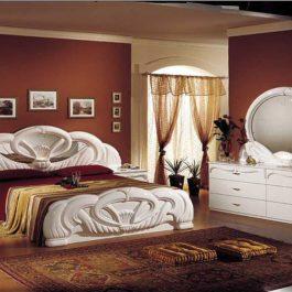 FPM Giada Weiß Klassische Schlafzimmer