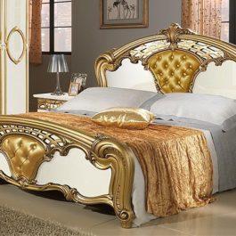 FPM Sara Creme-Gold Klassische Schlafzimmer