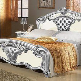 FPM Sara Creme-Silber Klassische Schlafzimmer