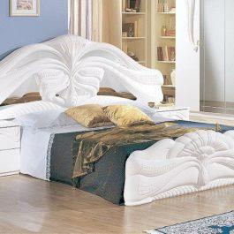 FPM Silvia Weiß 4-türig Klassische Schlafzimmer