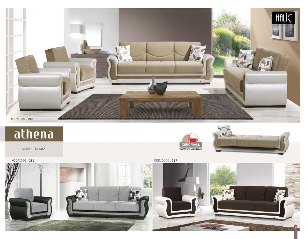 Astra Athena Maxi Sofa Set 1