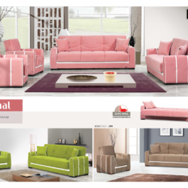 Astra Final Maxi Sofa Set 1