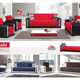 Astra Nevada Maxi Sofa Set 1