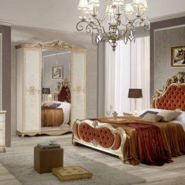Aleksandra Klassische Schlafzimmer-1
