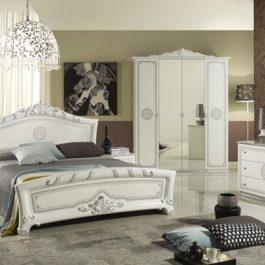 Greta Weiß-Lüx Klassische Schlafzimmer-1