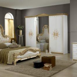Isabella Klassische Schlafzimmer-1