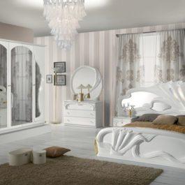 Zaffiro Klassische Schlafzimmer-1