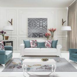Alfabe Mira Avangarde Sofa Set