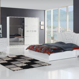 Siptar Damla Schlafzimmer bei Yuvam Möbelhaus in Wuppertal
