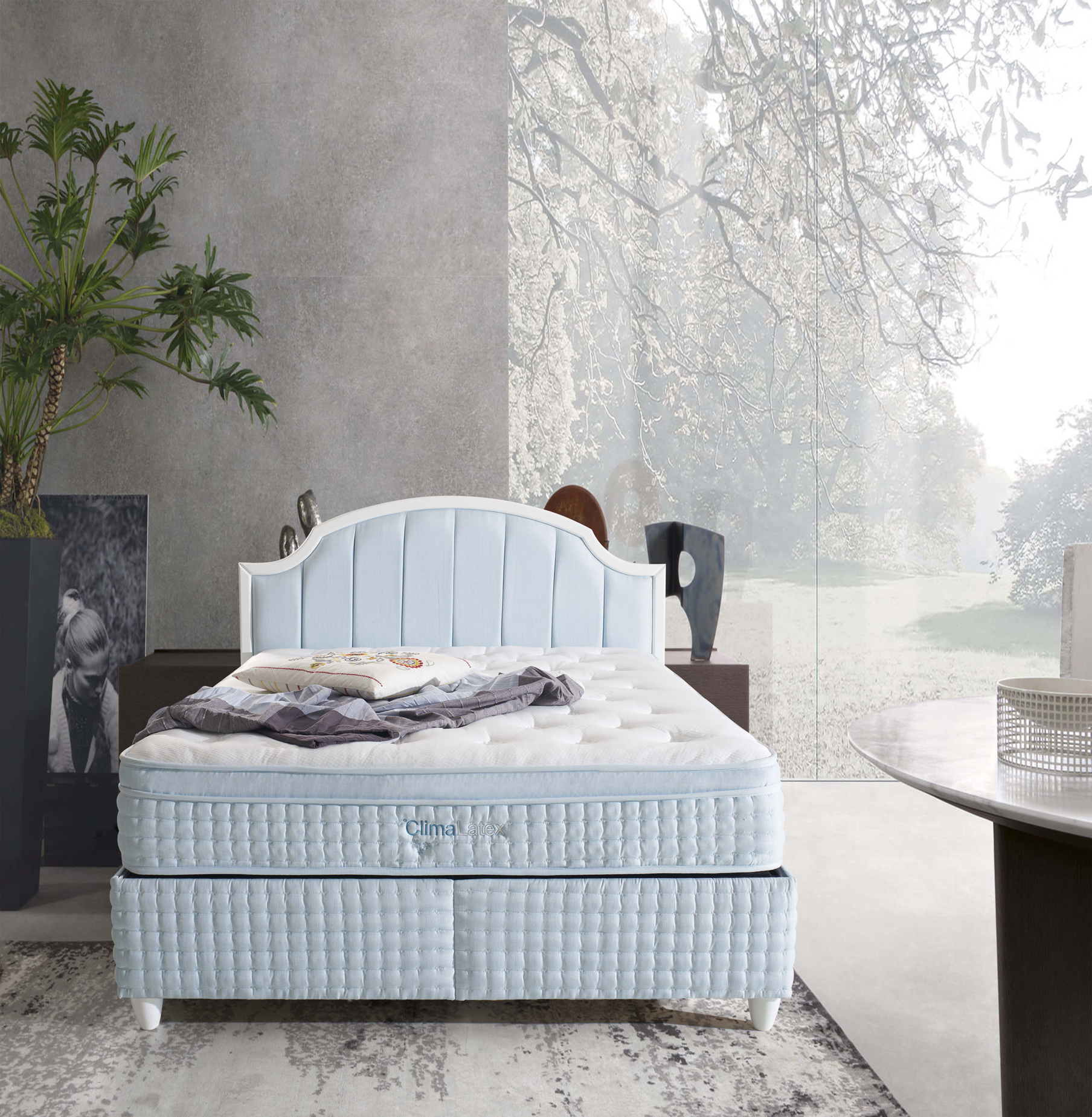latex bett bett ikea tarva morgedal latex with latex bett. Black Bedroom Furniture Sets. Home Design Ideas