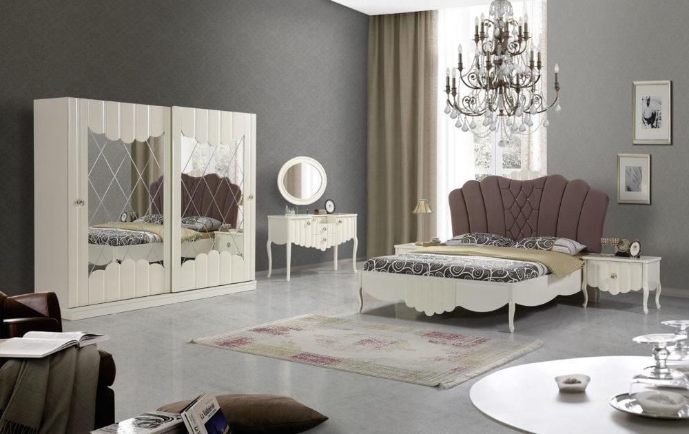 Siptar Tutku Schlafzimmer bei Yuvam Möbelhaus in Wuppertal