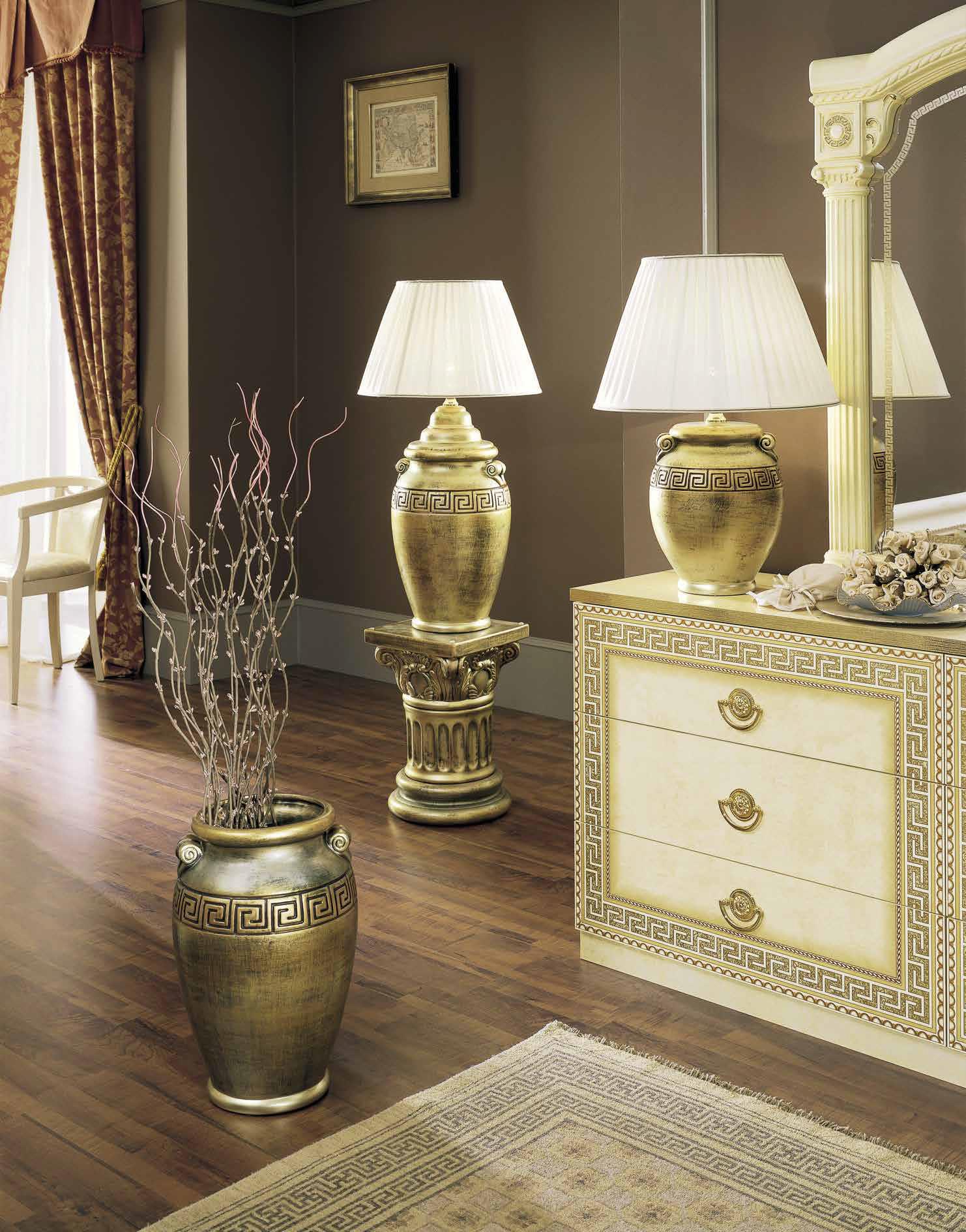 aida ivory gold schlafzimmer - Schlafzimmer Gold