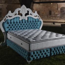 Sleep Royal Sehrazat Stoff Base Bett Set