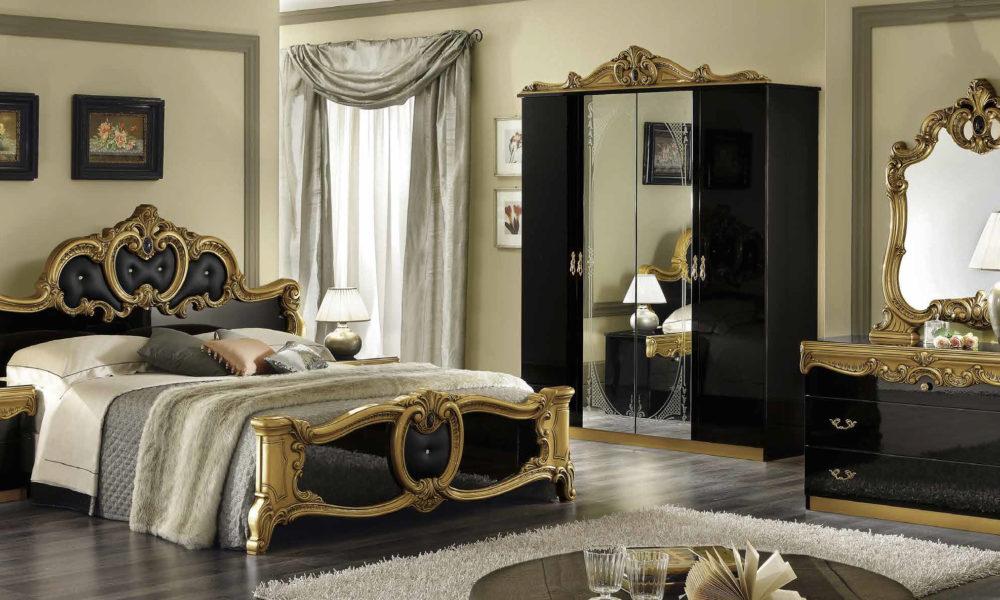barocco schwarz gold schlafzimmer yuvam m belhaus in wuppertal cilek offizieller h ndler in. Black Bedroom Furniture Sets. Home Design Ideas