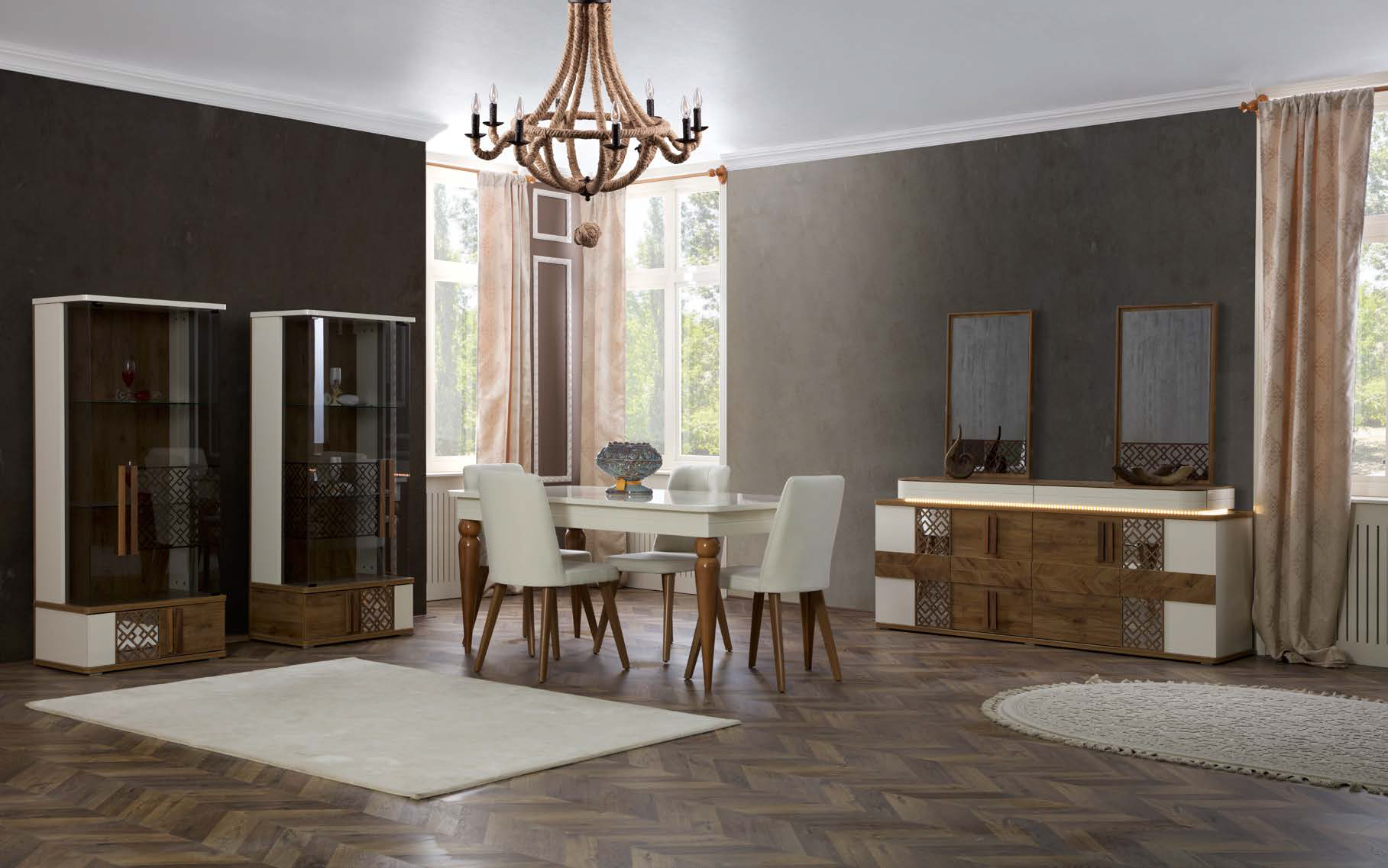 luna esszimmer yuvam m belhaus in wuppertal cilek offizieller h ndler in europa. Black Bedroom Furniture Sets. Home Design Ideas