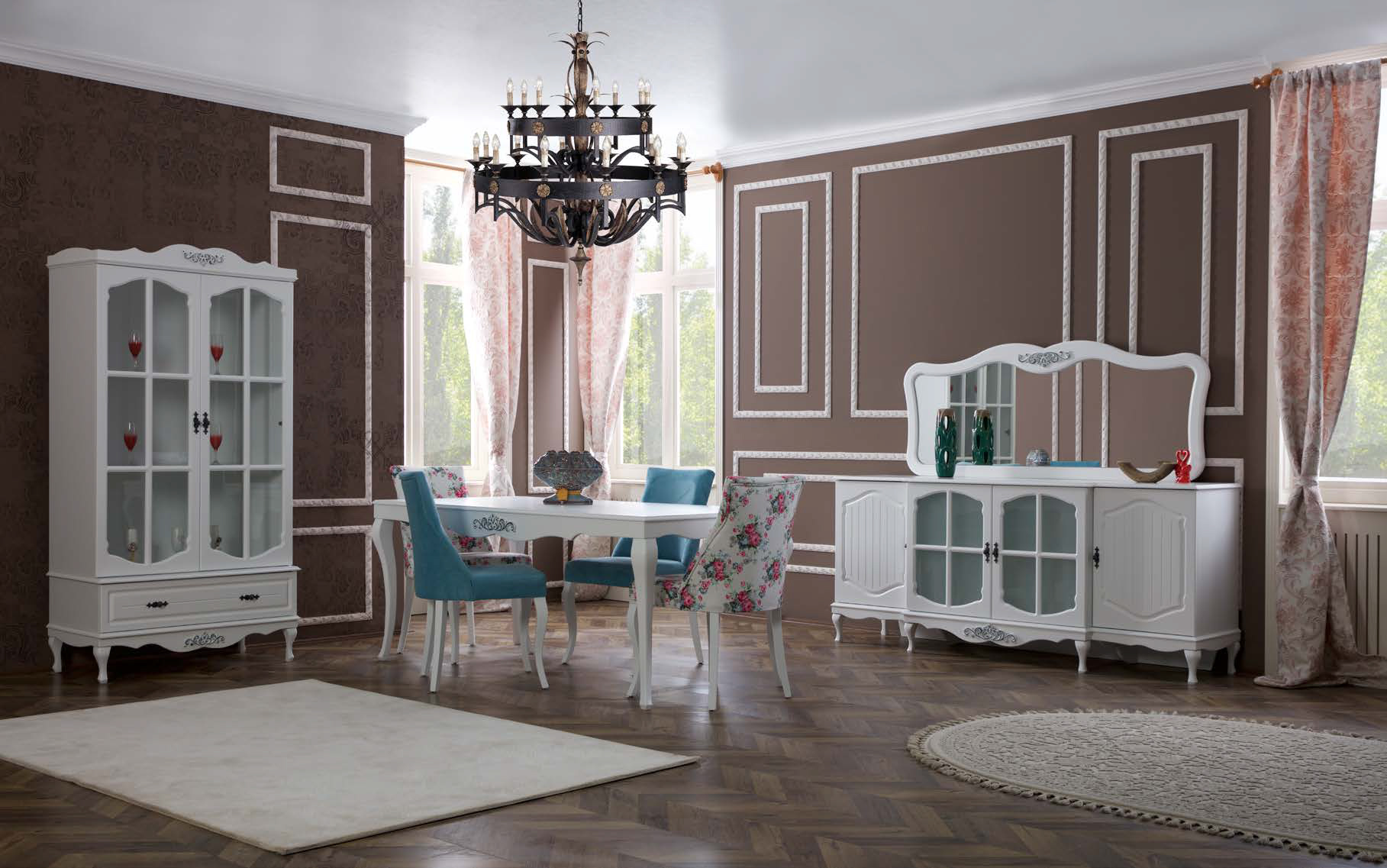 parma esszimmer yuvam m belhaus in wuppertal cilek. Black Bedroom Furniture Sets. Home Design Ideas