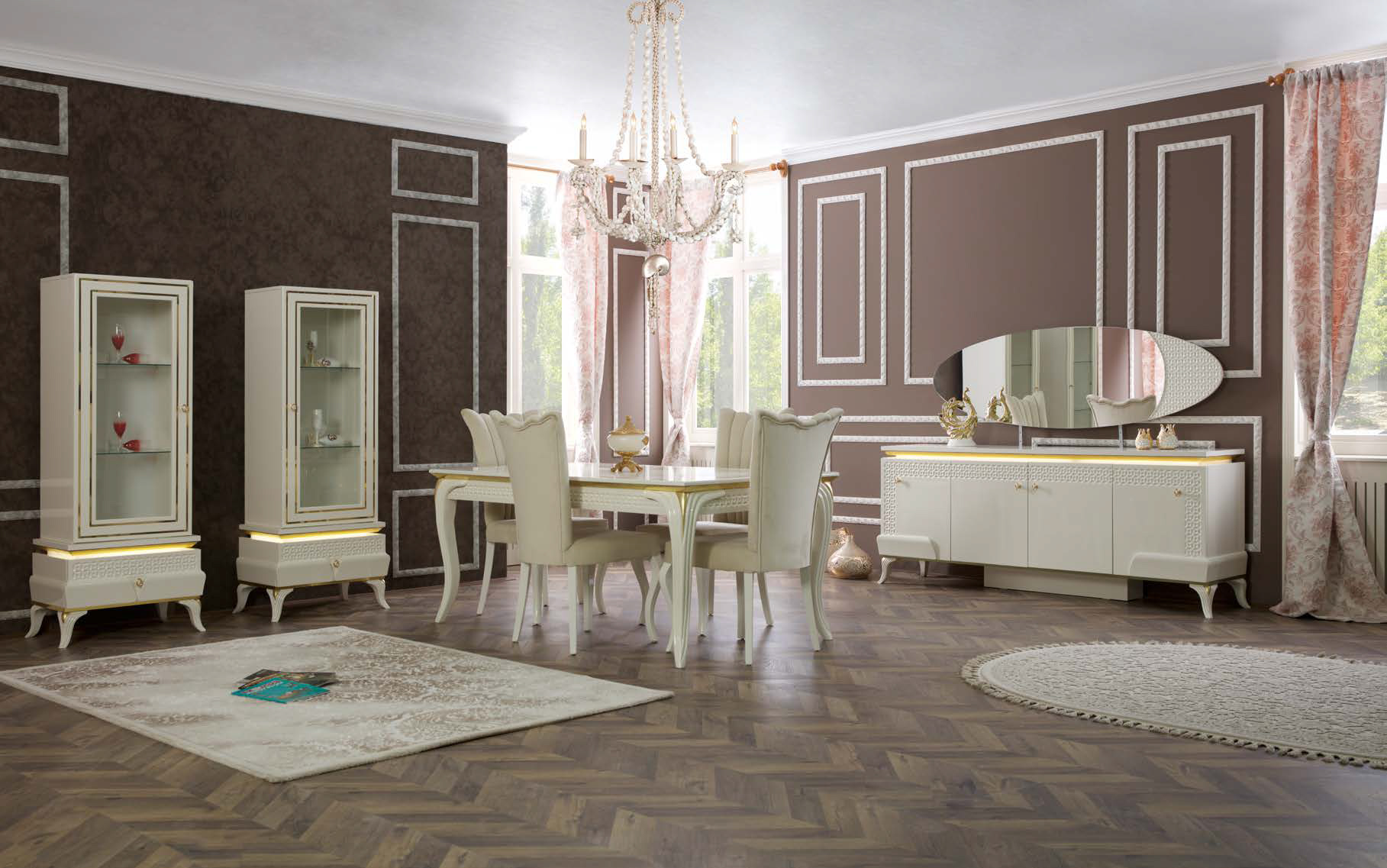esszimmer affordable esszimmer einrichtung jetzt projekte ansehen with esszimmer latest. Black Bedroom Furniture Sets. Home Design Ideas