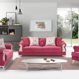 Anatolia-1 Avangarde Sofa Set