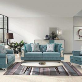Anatolia-2 Avangarde Sofa Set 3+2+1