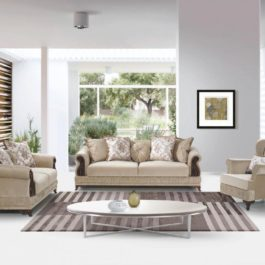 Anatolia-3 Avangarde Sofa Set 3+2+1