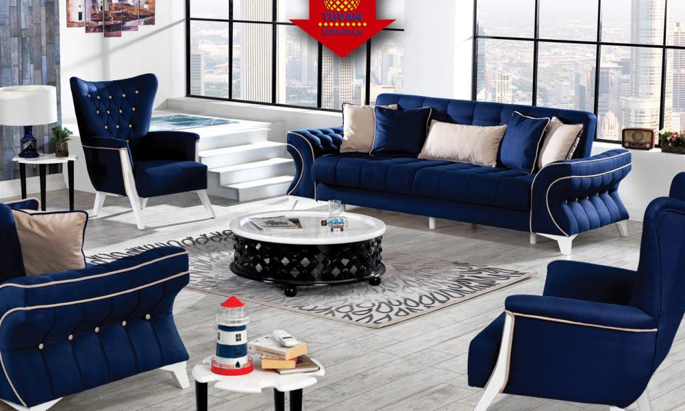 aspen avangarde sofa set 3 3 1 yuvam m belhaus in wuppertal cilek offizieller h ndler in europa. Black Bedroom Furniture Sets. Home Design Ideas
