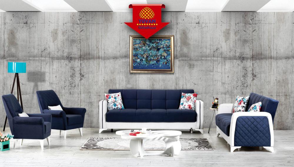 Buket Deluxe Sofa Set