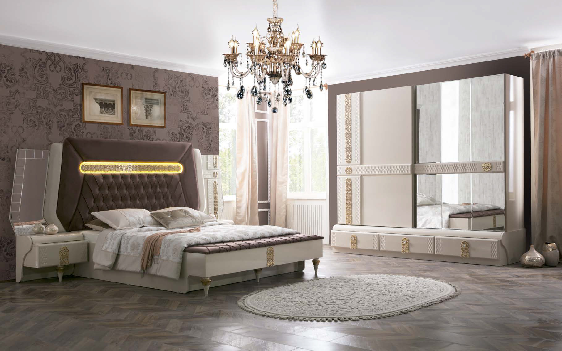 class schlafzimmer yuvam m belhaus in wuppertal cilek. Black Bedroom Furniture Sets. Home Design Ideas