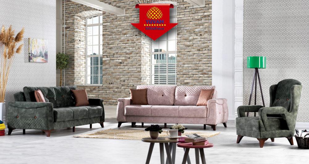 Dora Avangarde Sofa Set