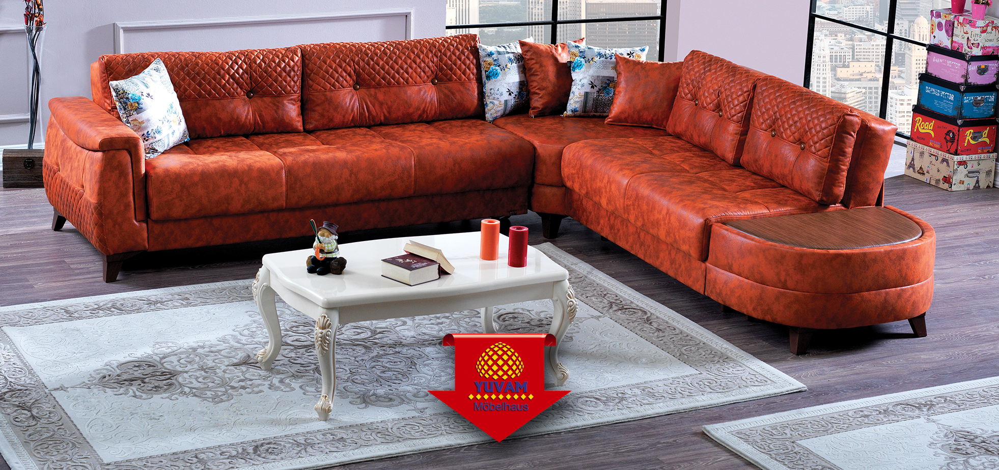 dora sitzecke 3 v 2 yuvam m belhaus in wuppertal cilek offizieller h ndler in europa. Black Bedroom Furniture Sets. Home Design Ideas