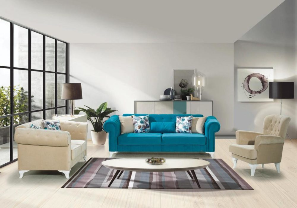 Elegand-1 Avangarde Sofa Set 3+2+1