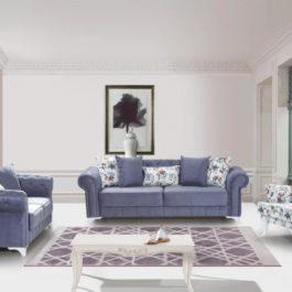 Elegand-3 Avangarde Sofa Set 3+2+1