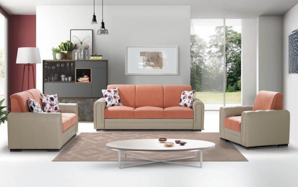 Ersan-2 Sofa Set 3+2+1