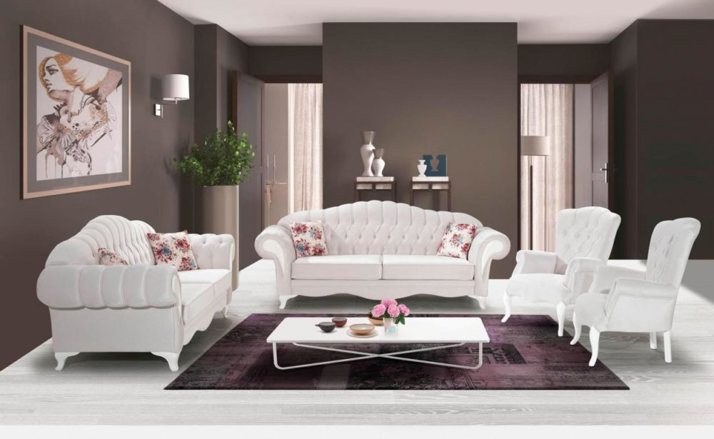 Evla Avangarde Sofa Set 3+2+1