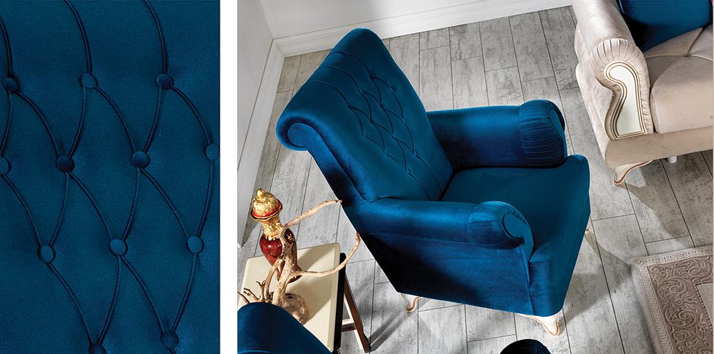 Favori Avangarde Sofa Set 3+3+1 – Yuvam Möbelhaus in Wuppertal ...