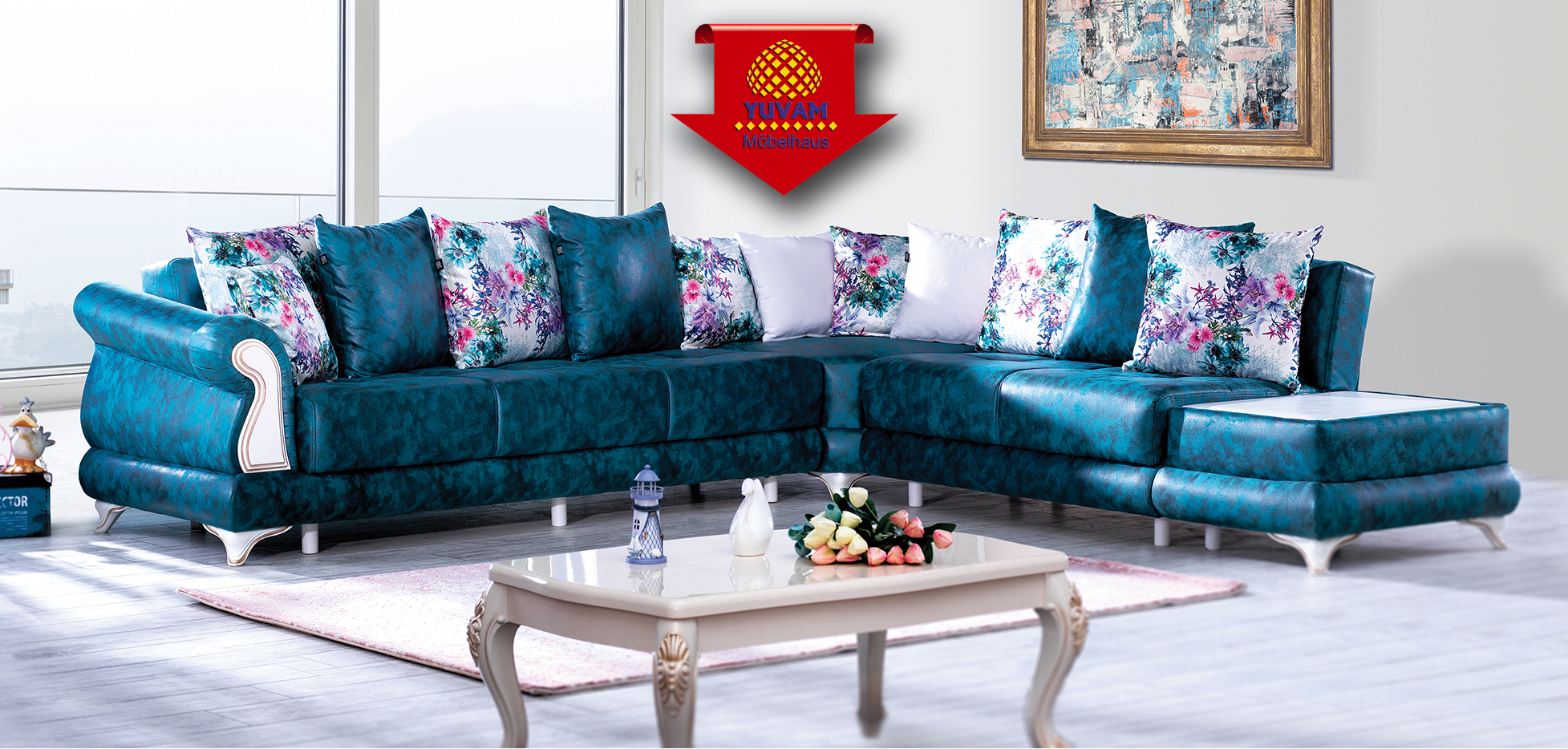 favori sitzecke 3 v 2 yuvam m belhaus in wuppertal cilek offizieller h ndler in europa. Black Bedroom Furniture Sets. Home Design Ideas