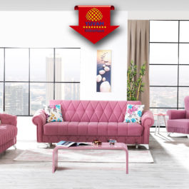 Gamze Deluxe Sofa Set