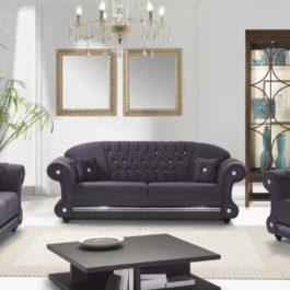 Hünkar-1 Avangarde Sofa Set 3+2+1